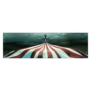 American Horror Story. Размер: 100 х 30 см